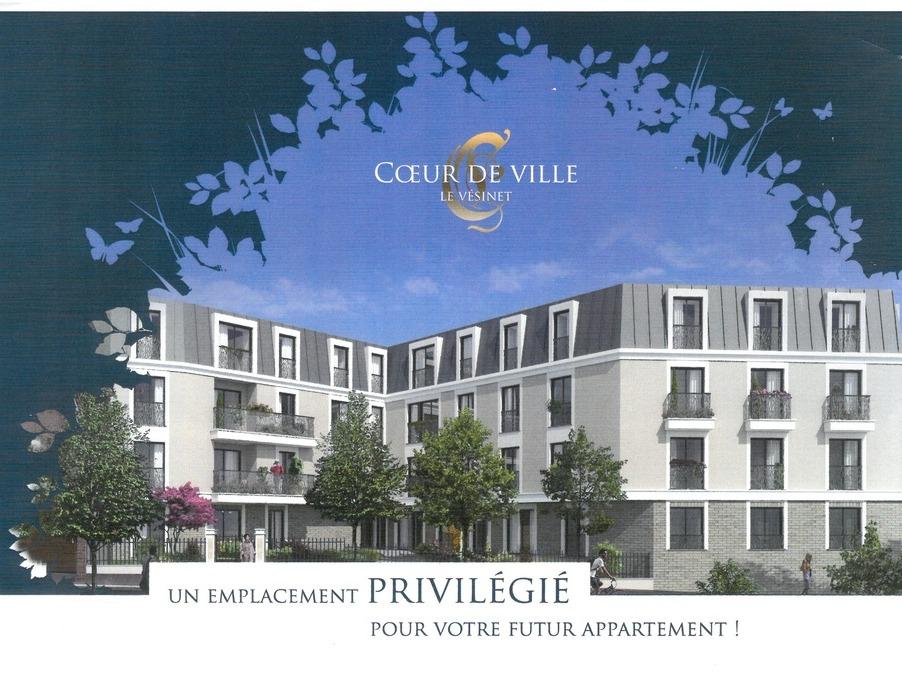 Location Appartement LE VESINET  940 €