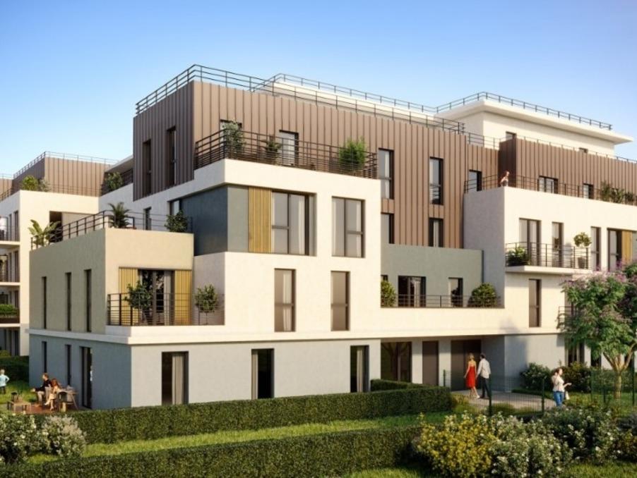 Vente appartement neuf VERNEUIL SUR SEINE  401 800 €