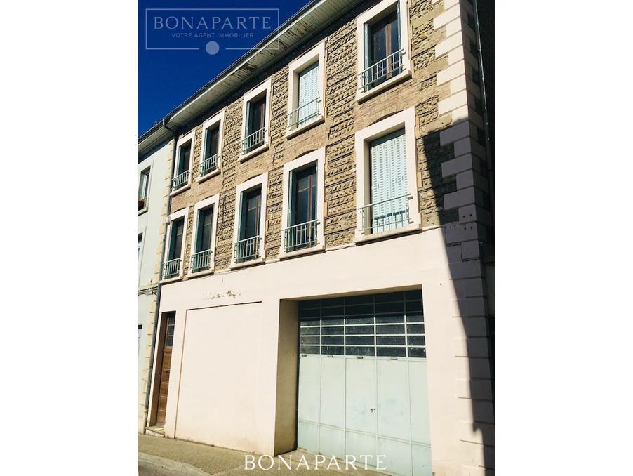 Vente Immeuble La cote st andre  250 000 €
