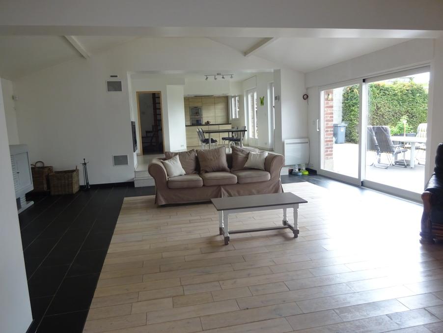 Vente Maison  séjour 75 m²  RONCQ  423 000 €