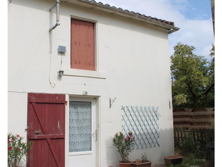 Vente Maison Loge fougereuse 53 750 €