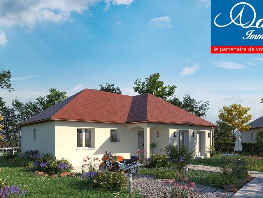 Vente Maison  avec jardin  Granges sur aube  160 500 €