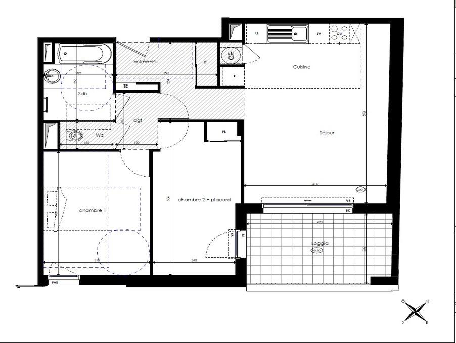 Vente Appartement Luynes  375 000 €