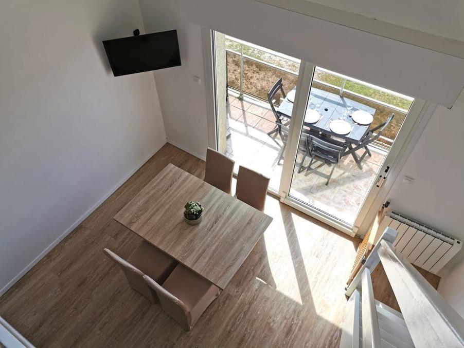 Location saisonniere Appartement  2 chambres  STE CECILE  502 €