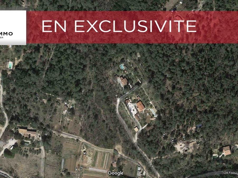 Vente Terrain Carnoules 44 500 €