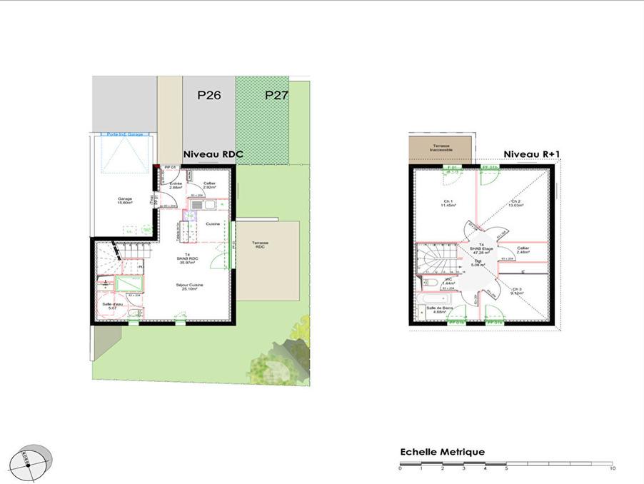 Vente Maison Labastidette  216 000 €