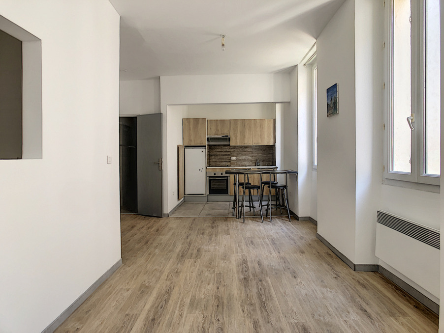 Vente Appartement  1 chambre  Marseille 4e arrondissement  115 000 €