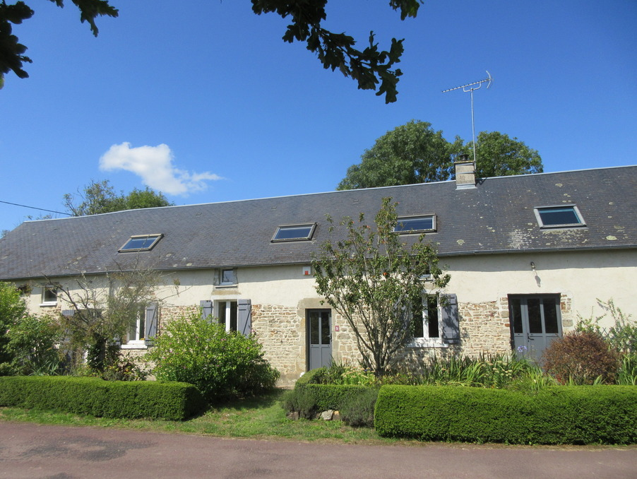 Vente Maison  avec jardin  PRETOT STE SUZANNE  199 348 €