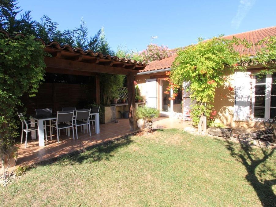 Vente Maison  avec jardin  MARSSAC SUR TARN  226 000 €