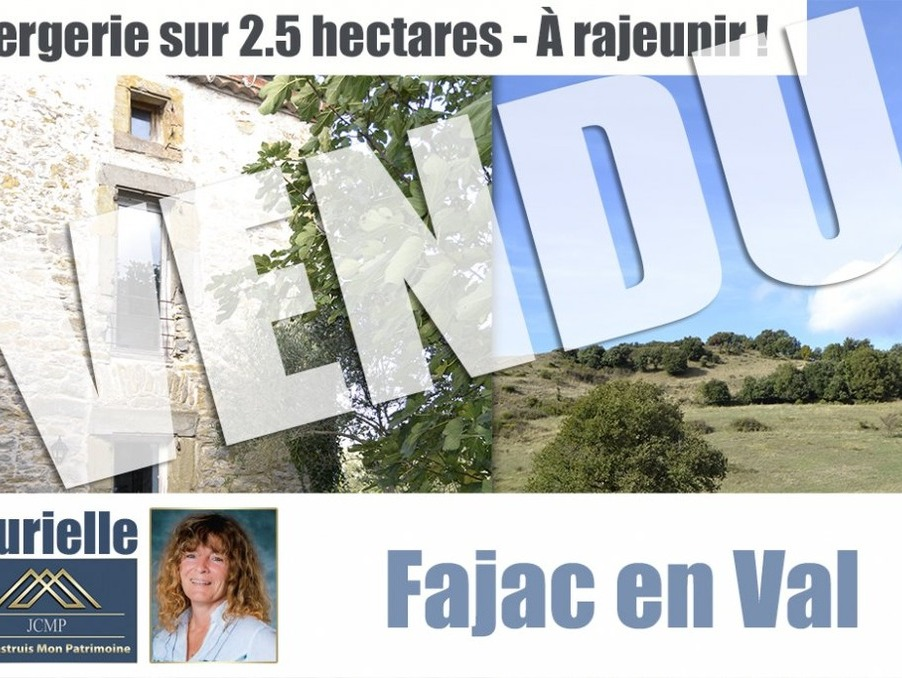 Vente Maison Fajac-en-Val  250 000 €