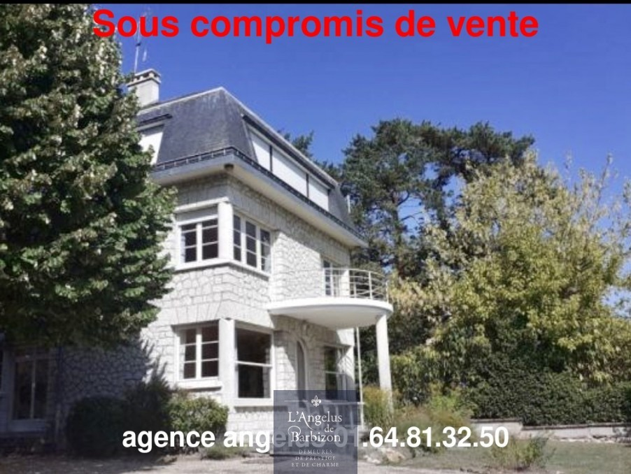 Vente Maison Fontainebleau  884 000 €