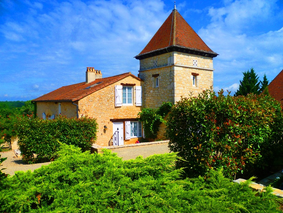 Vente Maison Saint-Laurent-la-Vallée 1 260 000 €