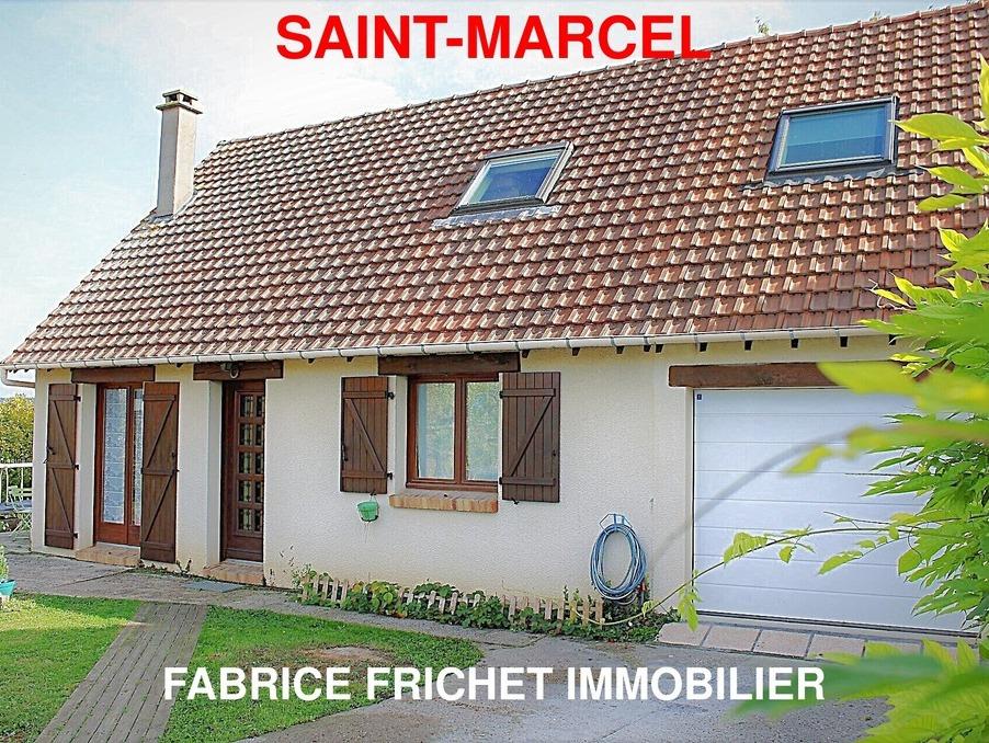 Vente Maison  avec jardin  Saint-Marcel  205 000 €