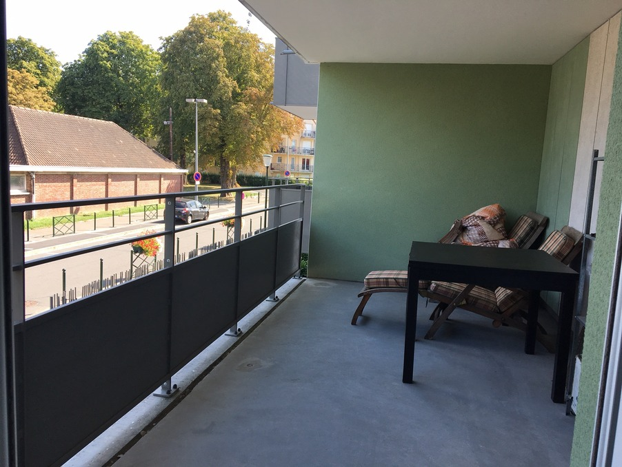 Location Appartement  séjour 19 m²  BESSANCOURT  730 €