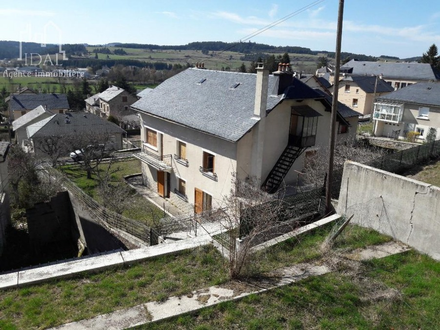 Vente Maison Saint-Alban-sur-Limagnole  116 000 €