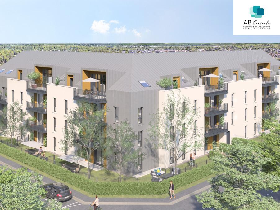 Vente appartement neuf MONT ST AIGNAN  238 000 €