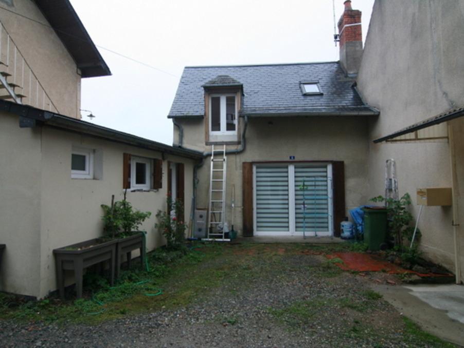 Vente Maison Saint-Honoré-les-Bains 49 000 €