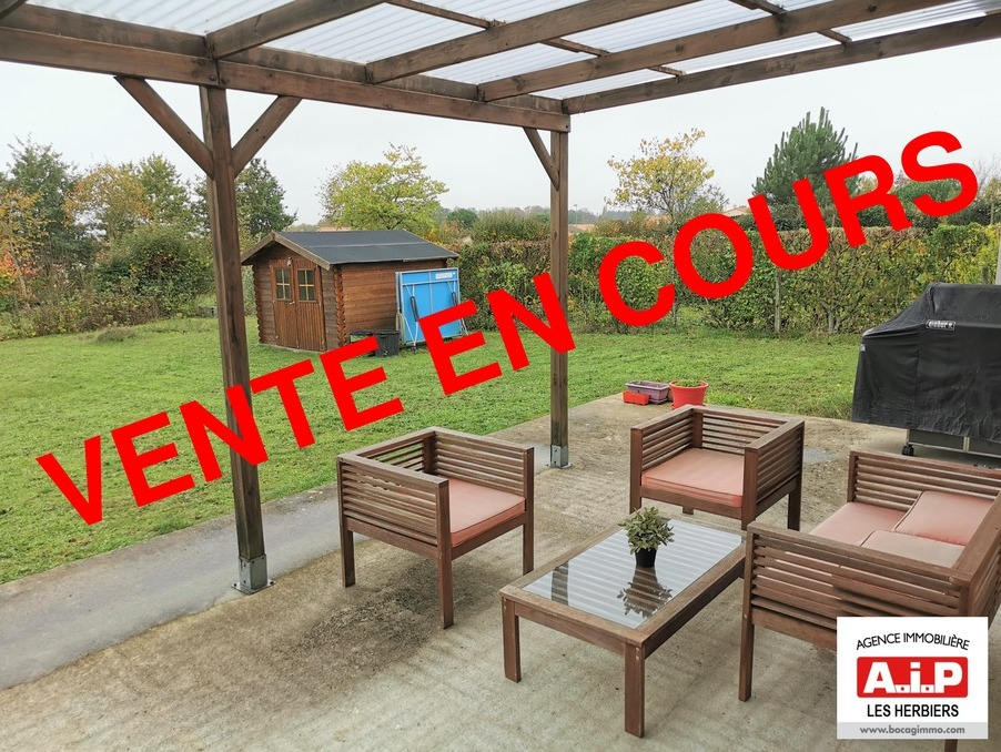 Vente Maison Mouchamps  203 000 €