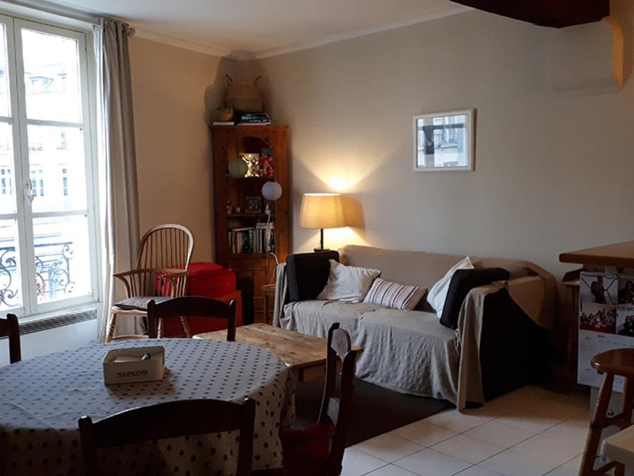 Location Appartement  1 chambre  PARIS 4EME ARRONDISSEMENT 1 500 €