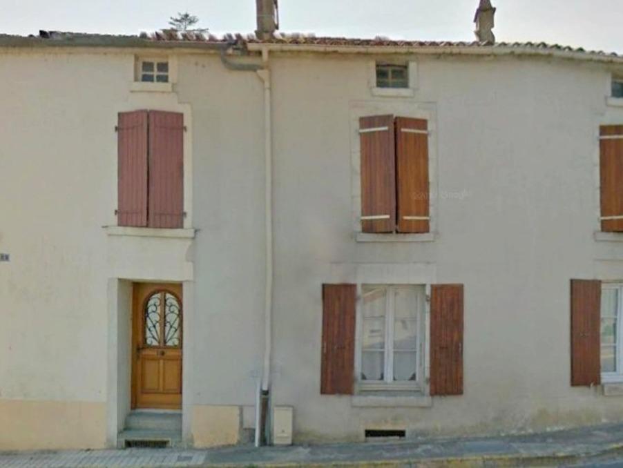 Vente Maison  avec jardin  La chataigneraie  126 000 €