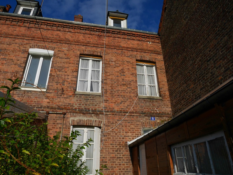Vente Maison SOTTEVILLE LES ROUEN 89 500 €