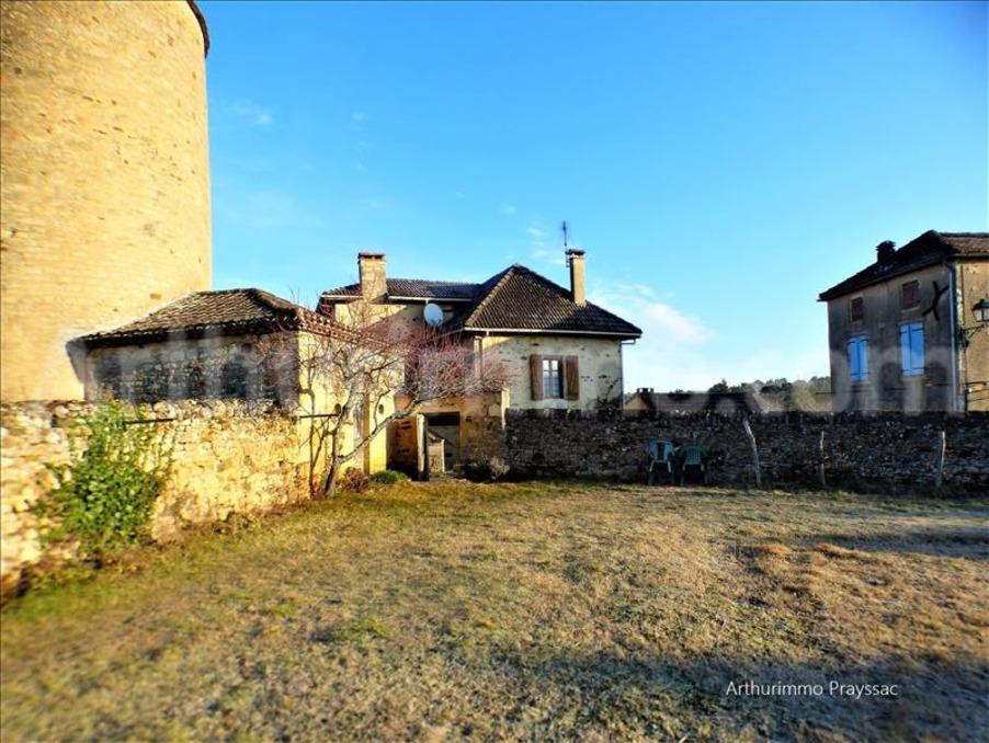 Location Maison St caprais  632 €