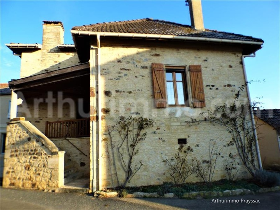 Location Maison St caprais 2