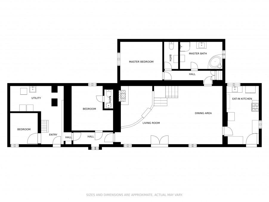 Vente Maison LALINDE 5