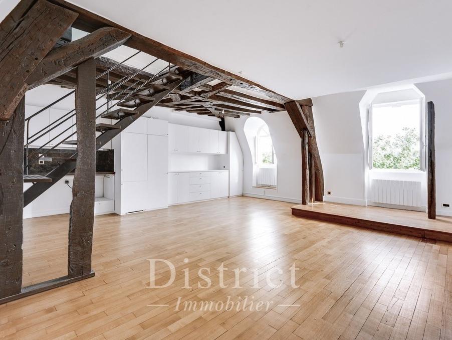 Location Appartement Paris 4ème 3 500 €