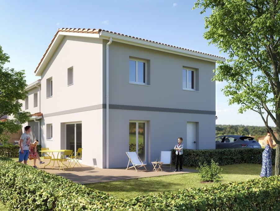 Vente Maison VILLENAVE D'ORNON  401 100 €