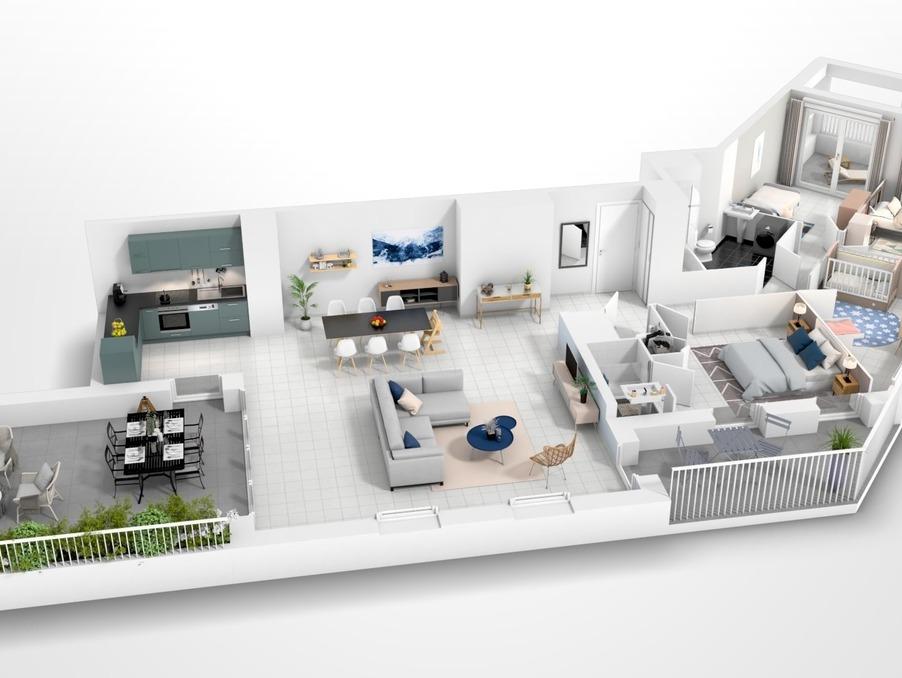 Vente Appartement  MONTPELLIER  685 000 €
