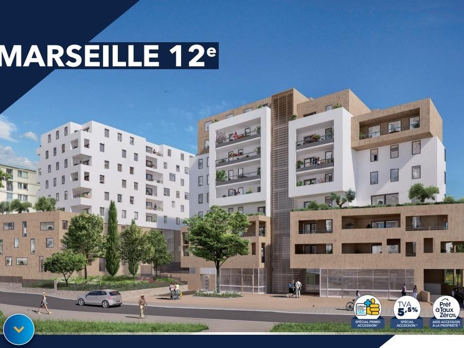 Vente Appartement MARSEILLE 12EME ARRONDISSEMENT  130 000 €