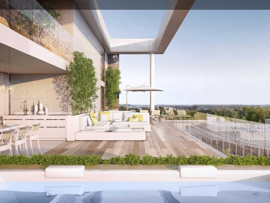 Vente Neuf Montpellier  899 000 €