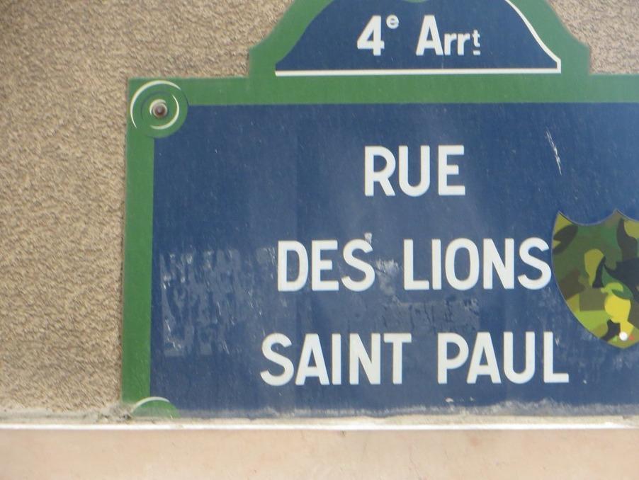 Location Appartement Paris 4e arrondissement 1 295 €