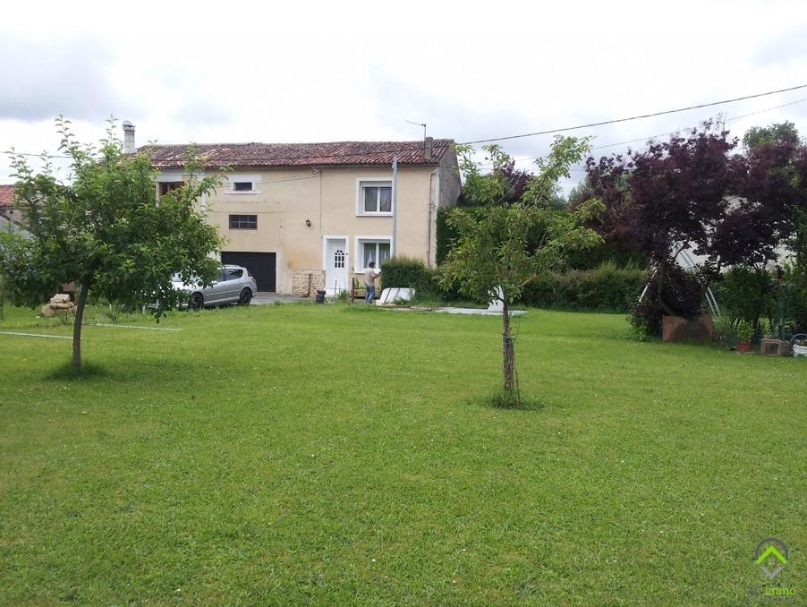 Vente Maison BLANZAY SUR BOUTONNE 92 000 €