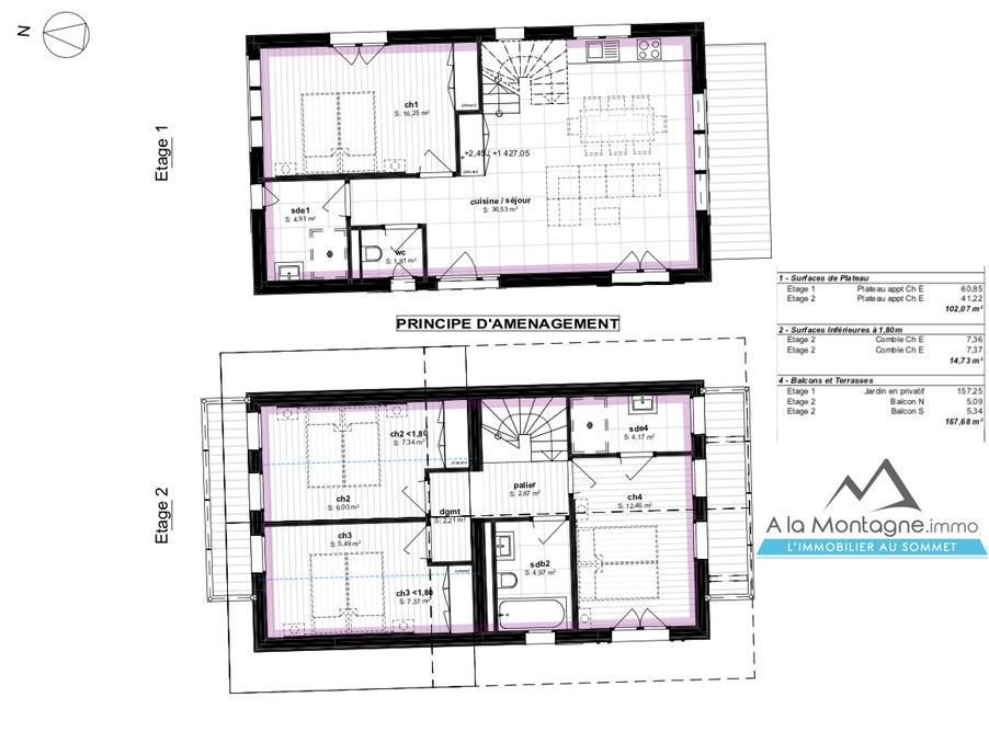 Vente Maison PEISEY NANCROIX 3