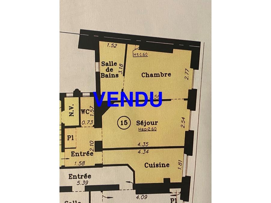 Vente Appartement PARIS 11EME ARRONDISSEMENT  407 000 €