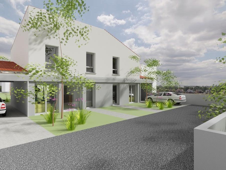 Vente maison neuve CORBEIL ESSONNES  249 000 €