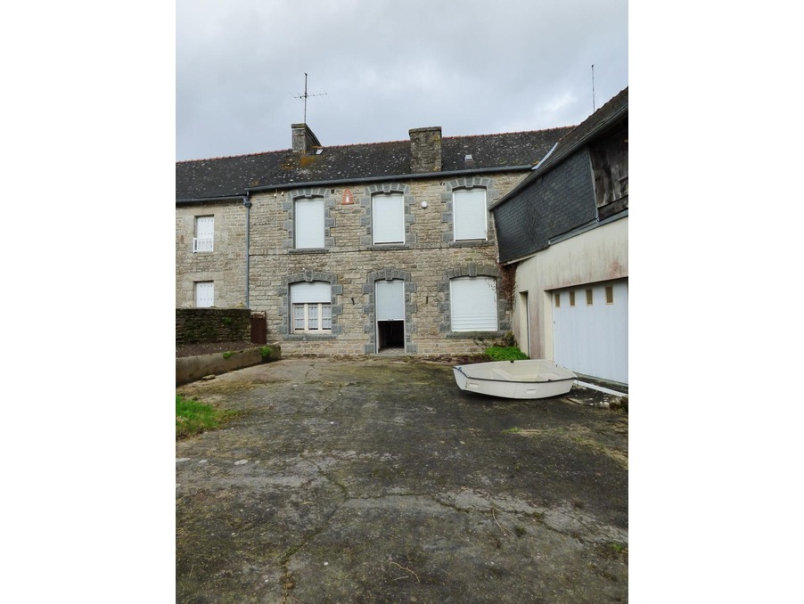 Vente Maison  avec jardin  Saint-Gilles-du-Mené 30 000 €