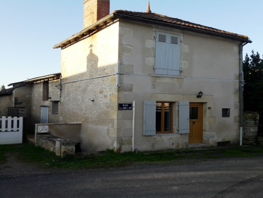 Vente Maison SAINT-JULIEN-L-ARS 99 500 €