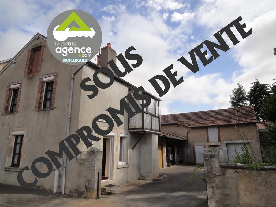Vente Maison Sancergues 45 000 €