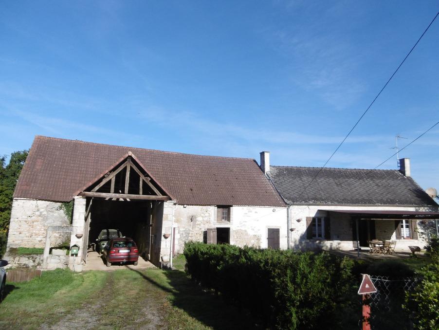 Vente Maison  séjour 39 m²  St christophe en boucheri  120 000 €