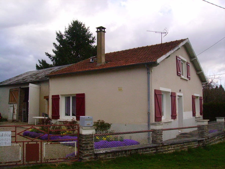 Vente Maison Tercillat 90 000 €