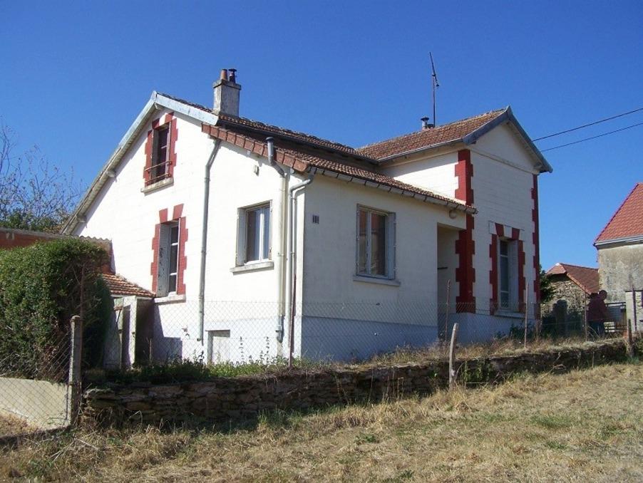 Vente Maison Fresselines 56 500 €