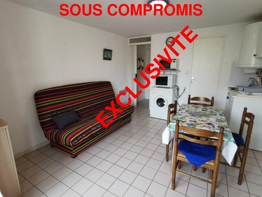 Vente Appartement VALRAS PLAGE 70 000 €