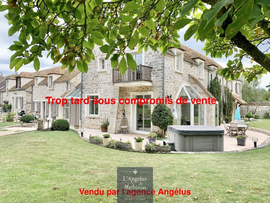 Vente Maison BARBIZON 1 790 000 €