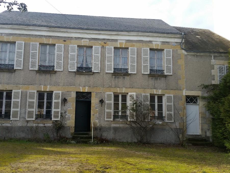 Vente Maison  séjour 50 m²  Vierzon  138 000 €