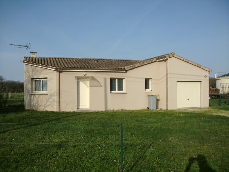 Vente Maison  avec jardin  VALDIVIENNE  179 500 €