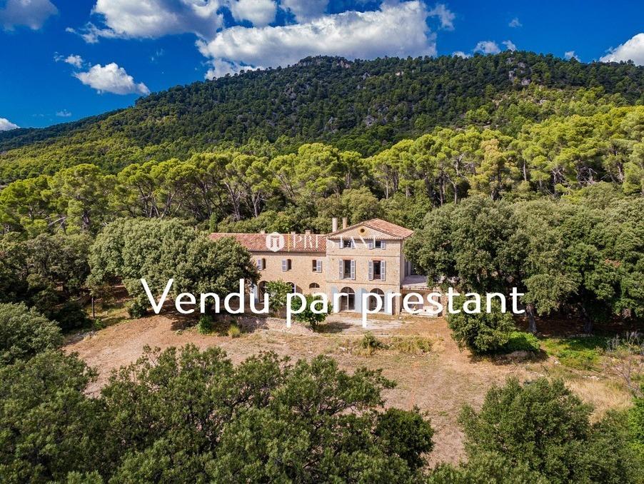 Vente Maison AUPS 1 780 000 €