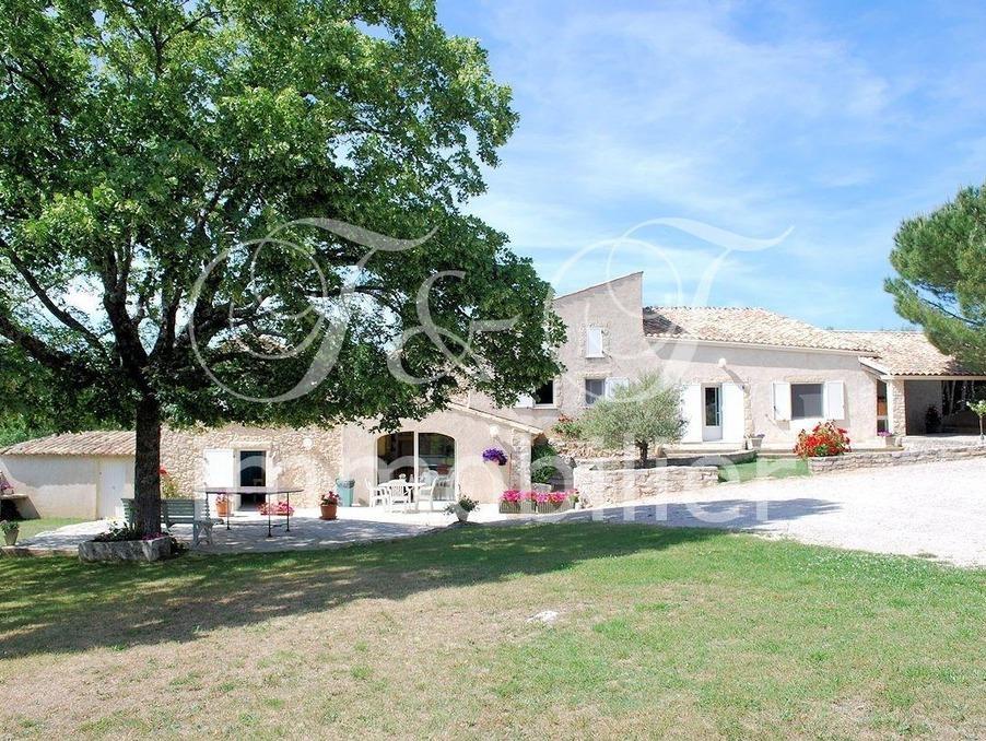 Vente Maison Simiane la Rotonde  740 000 €